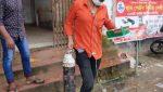 ব্রাহ্মণবাড়িয়ায় নিজস্ব অর্থায়নে অক্সিজেন সেবা চালু করেছেন ছাত্রলীগ নেতা লিমন আল স্বাধীন
