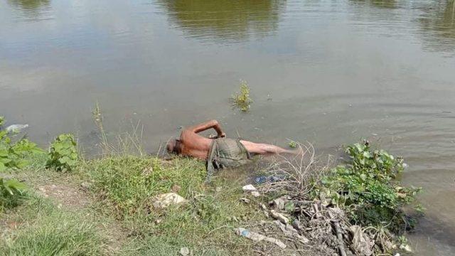 তিতাস নদী থেকে নিখোঁজের একদিন পর বৃদ্ধের মরদেহ উদ্ধার