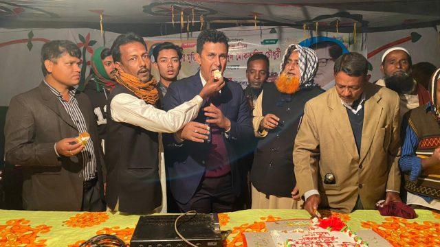 মজলিশপুরে মোক্তাদির চৌধুরী এমপি'র জন্মদিন উপলক্ষে আলোচনা সভা ও দোয়া মাহফিল অনুষ্ঠিত
