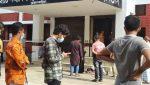 ব্রাহ্মণবাড়িয়ায় করোনা নমুনা পরিক্ষার লাইনে দাড়িয়ে একজনের মৃত্যু